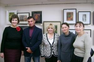На авторском фото слева направо: Елена Осминкина, Никита Замеховский, Лидия Огурцова, Юлия Гниренко
